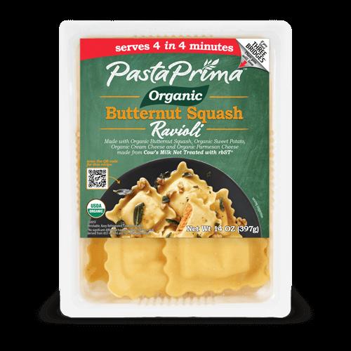 Organic Butternut Squash Ravioli